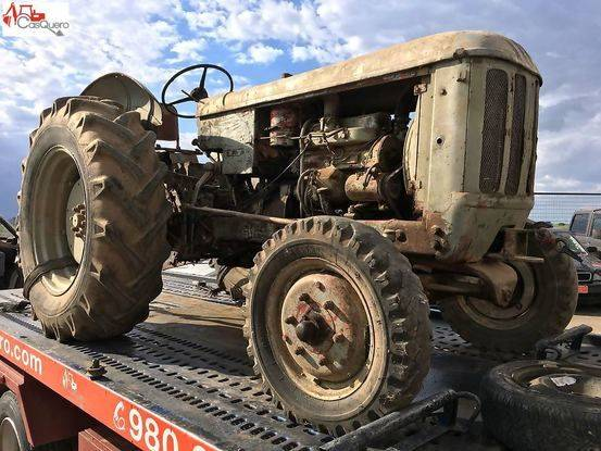 Barreiros r500 mini tractor for parts