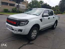 2013 ford ranger 2.2 xld double cab hi rider sport diesel for sale