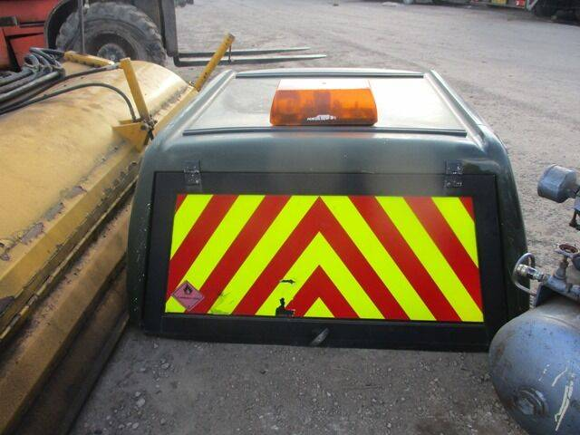 Green truckman top   spare body part for van for sale by auction - image 2