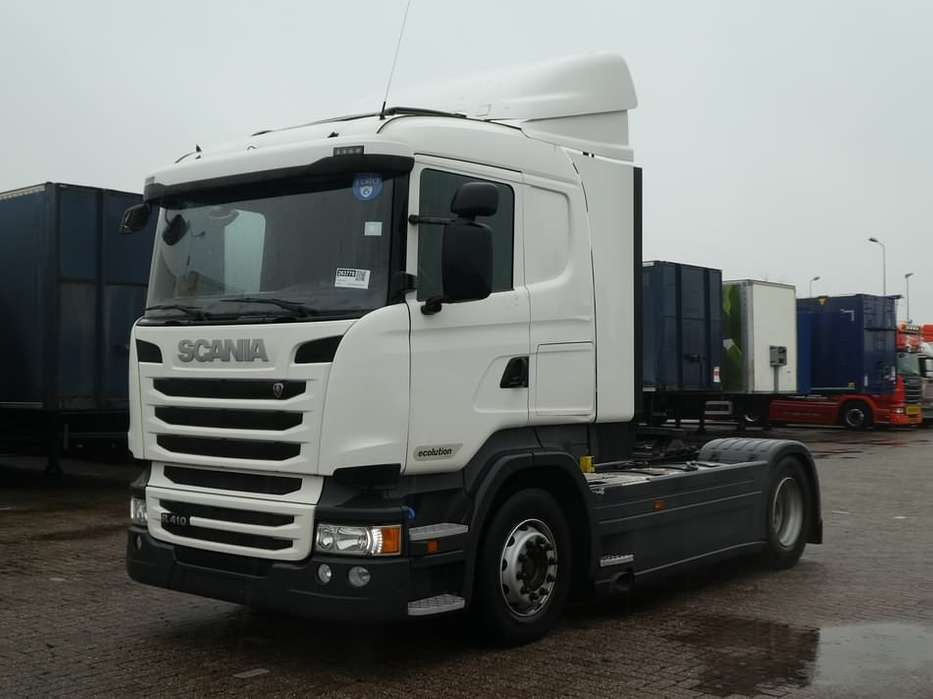 Scania R410 cr19 ret. scr only - 2015