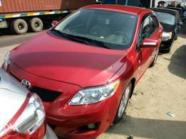 Super sharp foreign used 2012 Toyota corolla for sale. Negotiable