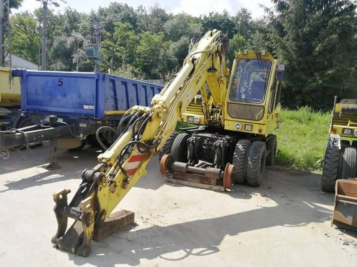 MHS 2 KHD BF 4M 1012 wheel excavator - 1997