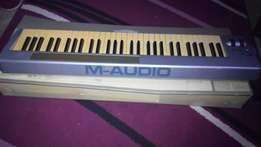 Original M-AUDIO keyboard