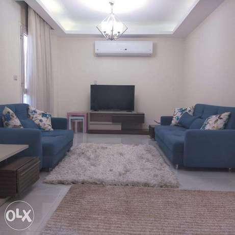 a very special apartment for rent in rehab 1 with furniture