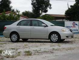 Clean 2004 Toyota corolla for sale buy and drive, engine working perfe