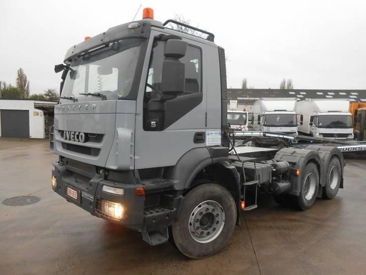Iveco Trakker 720E45 T/P Euro5 EEV 6X4 Heavy Duty - 2010