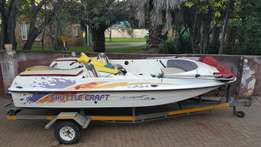 Seadoo GSX +Shuttle craft for sale or swap