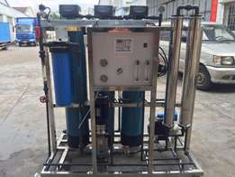 Reverse Osmosis Equipments