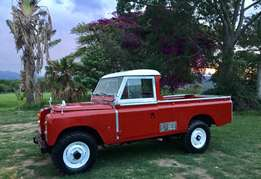 1974 Land Rover Series III LWB Pick Up