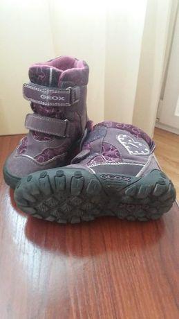 7bce836fb Термо ботинки Geox весна - осень размер 26 для девочки Киев - изображение 4