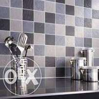 Tiling in Vaal