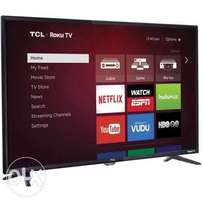 TCL 32 inches smart TV