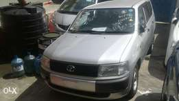 Toyota probox manual