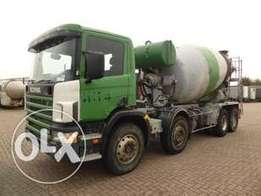 Scania P124.360 - For Import