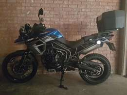 2015 Triuph Tiger 800 XCX FOR SALE
