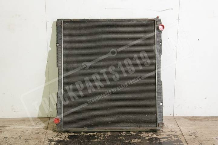 Scania engine cooling radiator for truck