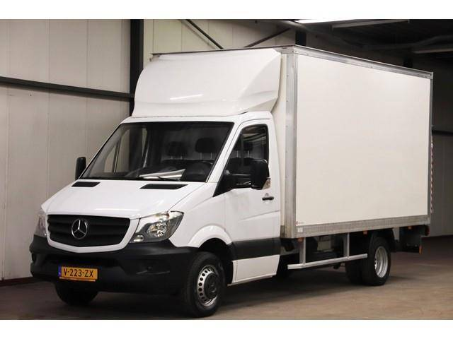 Mercedes-Benz Sprinter 513 BAKWAGEN MEUBELBAK LAADKLEP AIRCO CRU - 2015