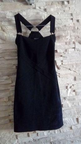 Czarna sukienka Atmosphere XS 34 Tarnów • OLX.pl