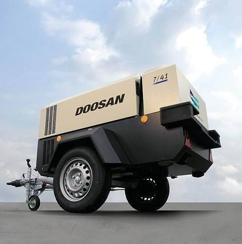 Doosan 7/41 Kompressor - 2019
