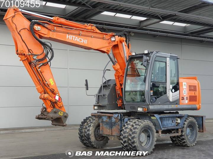 Hitachi ZX140W-3 Nice and clean German machine - 2007