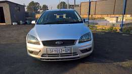 Ford focus 1.6 5-door si 5sp, 5-doors, Factory A/c, C/d Player, Cent