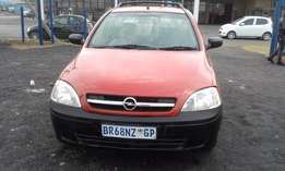 Corsa Bakkie 1.4 3 Door Model 2010 Colour Orange Factory A/C&CD Play