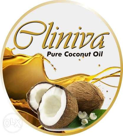 Pure and unadulterated coconut oil Lagos Mainland - image 1