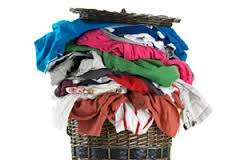 Washing, Ironing, Dry Cleaning Service
