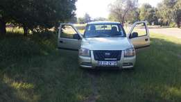 bakkie to swop for a small car