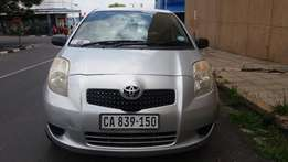 Here 2007 TOYOTA YARIS T3 in Good Condition,full House