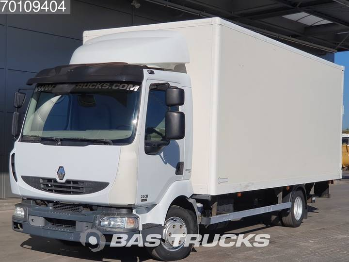 Renault Midlum 220.08 4X2 LBW Euro 5 - 2008