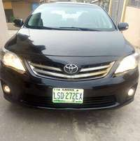 Neatly Used Toyota Corolla (2009)