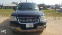 Tokunbo ford expedition