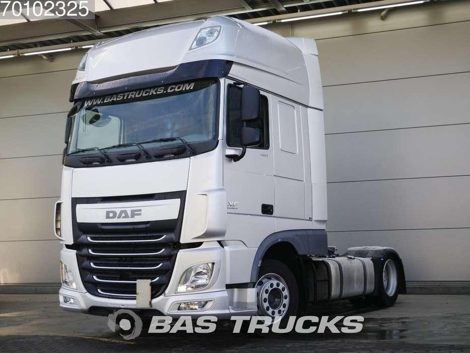 DAF XF 460 SSC 4X2 Intarder ACC Mega Euro 6 - 2014