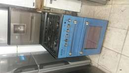 New arrived home appliances like cookers fridges and deep freezers at
