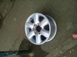 Rims for hilux figo 17inch original
