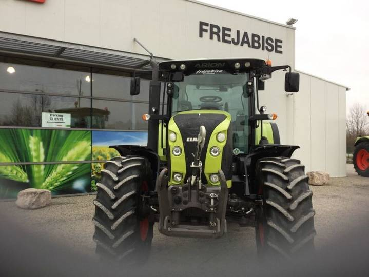 Claas arion 630 cebis - 2014