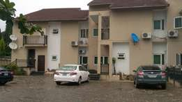 2 units of 4 bedrooms Duplex with 2 flats for sale in Jabi, Abuja