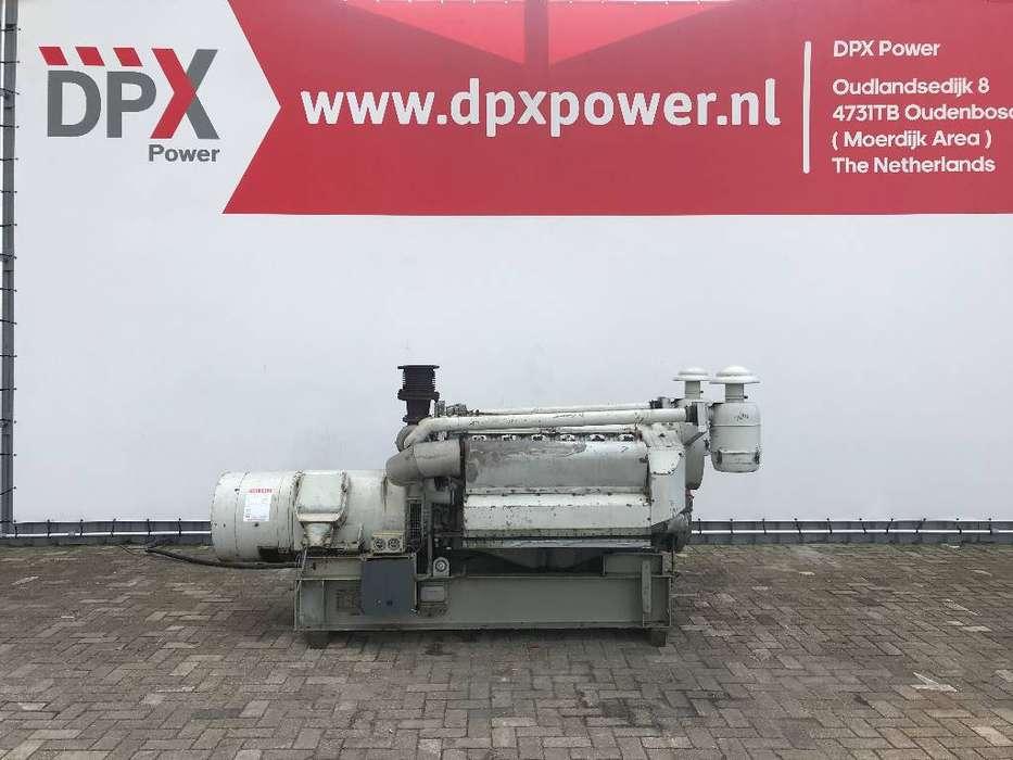 Deutz-fahr BF12L714 - 185 kVA Generator - DPX-11816 - 1989
