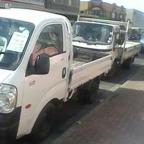 fast and reliable Bakkie for hire