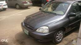 Clean Kia Rio 2005 for sharp sale
