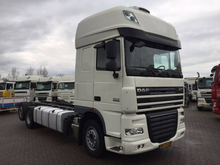 DAF Far Xf 105.460 Euro 5 Eev - 2011