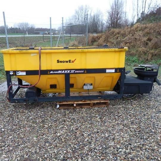 Snow Ex Sp-9300x Saltspreder Til Pick-up Lad, 2300