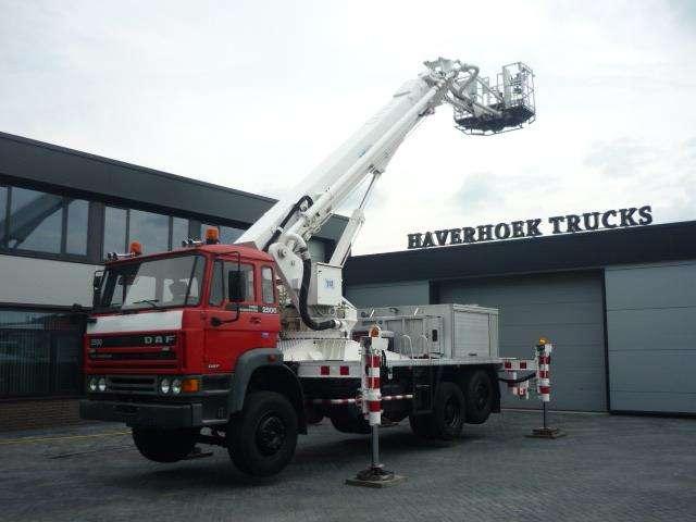 DAF 2500 Hoogwerker - 1989