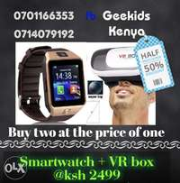 Black Friday offer Smart watch plus free Vr box