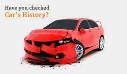 Vehicle History Check. Buy with confidence!!!