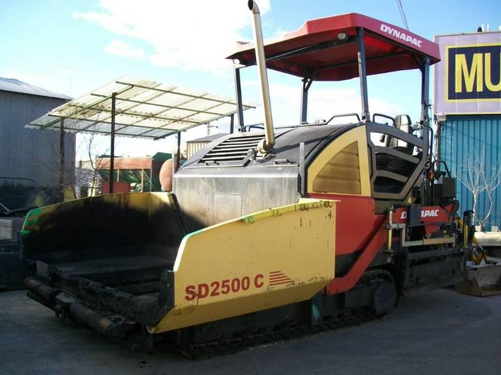 Dynapac Sd 2500 C - 2011