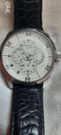 GUESS Chronogrsph Original watch like new
