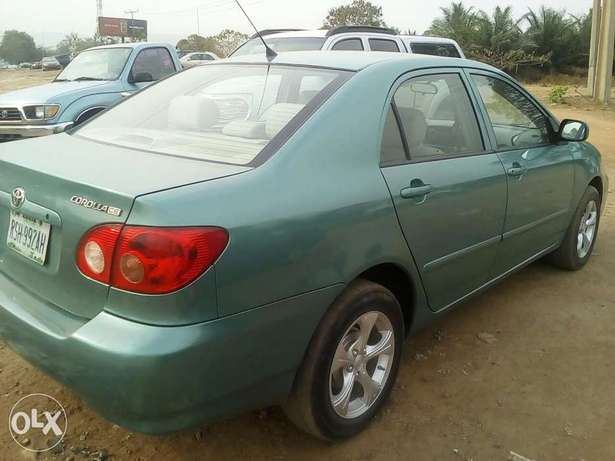 Toyota corolla 2008 model clean in and exterior Kubwa - image 5