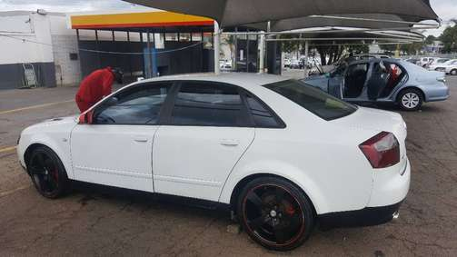 Audi A4 18t In South Africa Value Forest